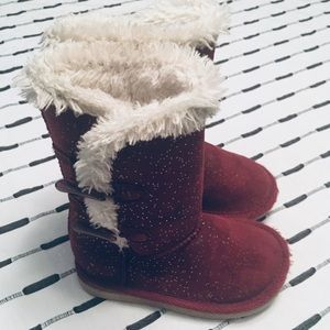 Old Navy Comfy Boots